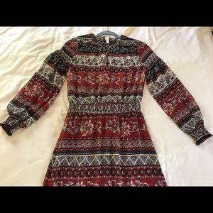 NWT H&M maxi dress
